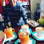 Photo of Arome cafe shop y chocolate