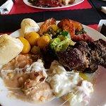 Excellent Brazillian restaurant.