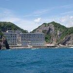 Photo de Hotel Urashima Nagisakan Nisshokan