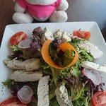 Bencotto Italian Kitchen 750 W Fir St San Diego, CA 92101 Mista-Salad-with-chicken