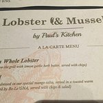 Photo of Lobster & Mussels by Paul's Kitchen