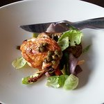 Chicken chorizo, Blue Dining and Lounge, Kamloops, BC