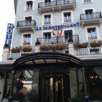 Photo de Hôtel Résidence Le Montbrillant