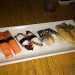 All you can eat sushi for $21.95! We enjoyed it! Thank you!