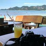 Photo de Ark Bar Garden Beach Resort Restaurant