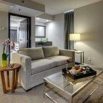 Executive King Living Room