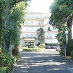 Grand Hotel Fagiano Palace Formia.