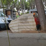 Photo de Camping Moraira