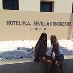 Hotel M.A. Sevilla Congresos Foto