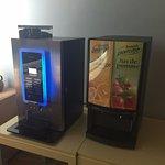 Breakfast Room beverage machines