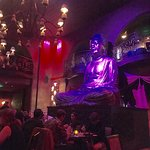 Great atmosphere with superb food, music and decor