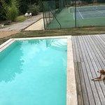 piscine tennis dolly