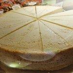 Waterbaked Cheesecake