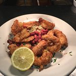 XL Creole Fried Shrimp.  Awesome!