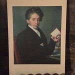The founder of the Kessler sparkling wine cellar