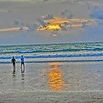 Foto de Dang Sea Beach Bungalow