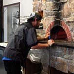 Wood Fired Oven Imported from Italy