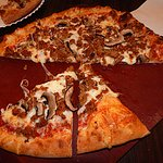 Wonderful Thin Crust Pizza