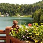 Aussicht auf den Turracher See