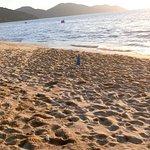 Sand, sun and the beach