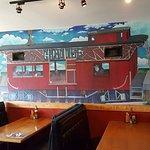 Foto de Caboose Restaurant