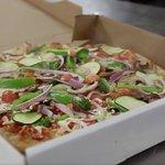 Veggie Pizza is unreal!!