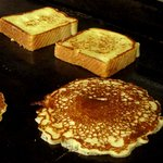 French Toast and Pancakes! Just like mom used to make!