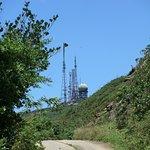 grupo de antenas y areas vigiladas por la GNB y FAV