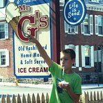Foto di Mr. G's Ice Cream