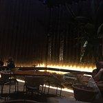 Un espacio precioso y el atún con quinoa buenísimo