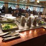Gold Rush Dining Room - salad bar