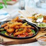 Piri Piri Chicken Fajitas