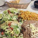 Steak Taco plate