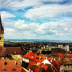Lutheran Evangelical Cathedral & Tower Foto