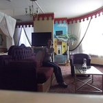 Arabian Nights theme room