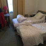 Chambre minuscule à 140€