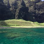 Honopu along Na Pali 8/16
