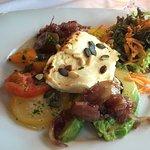 Foto van Restaurant Convent Garden Achterdeck