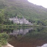 Kylemore Abbey, not far from Leenane
