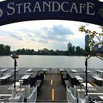 Strandcafe Foto