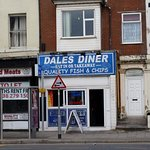 Dale's Diner, August 2016