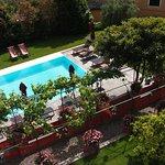 Photo de Villa Rosmarino