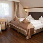 Zimmerbeispiel - Komfort-Doppelzimmer