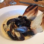 Mussels are lovely