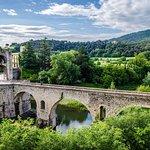 puente de Besalú en Girona