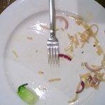 Was seafood undon