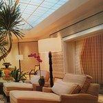 Lobby of Spa