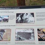 Summary about Frank LLoyd Wright