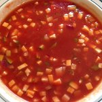 Wonderful Gazpacho Soup