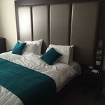 New hotel room completed in June 2016